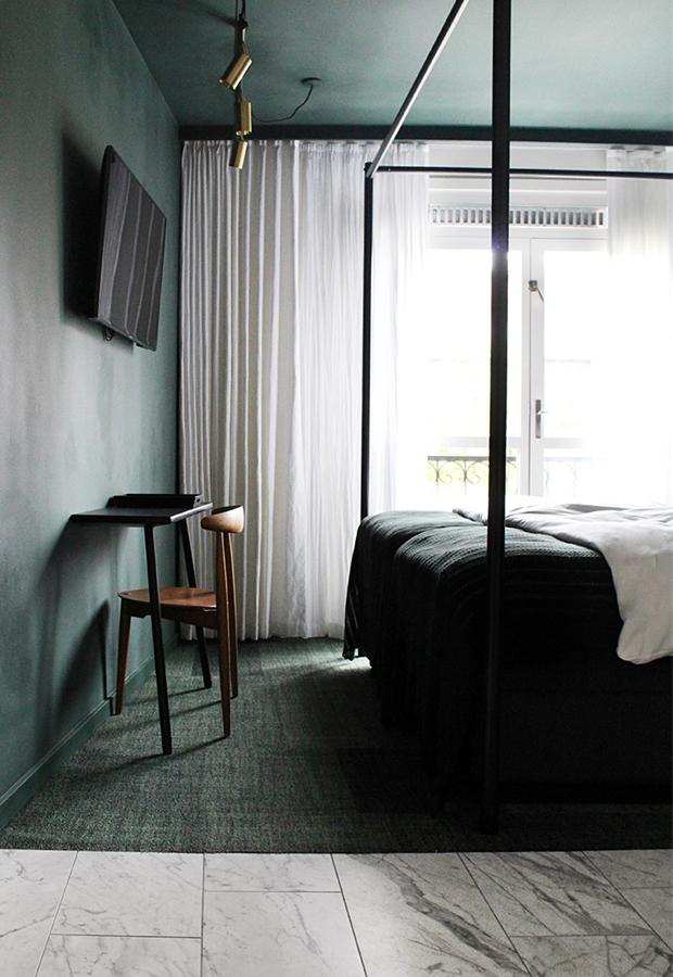 Hotel Danmark | Copenhagen | These Four Walls blog