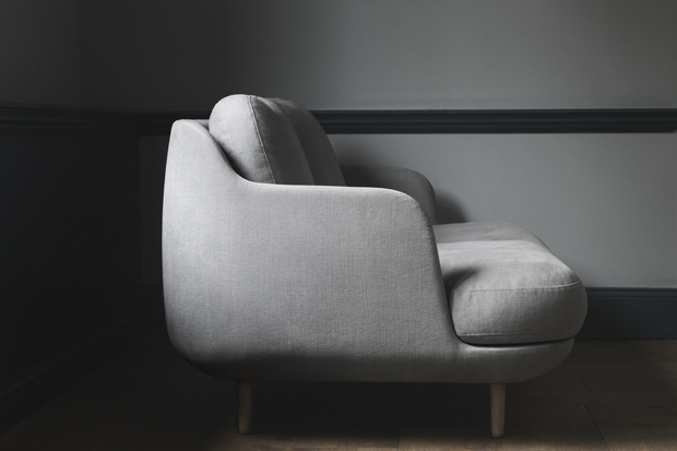 Jaime Hayon's 'Lune' sofa for Fritz Hansen | New furniture & homeware finds | These Four Walls blog