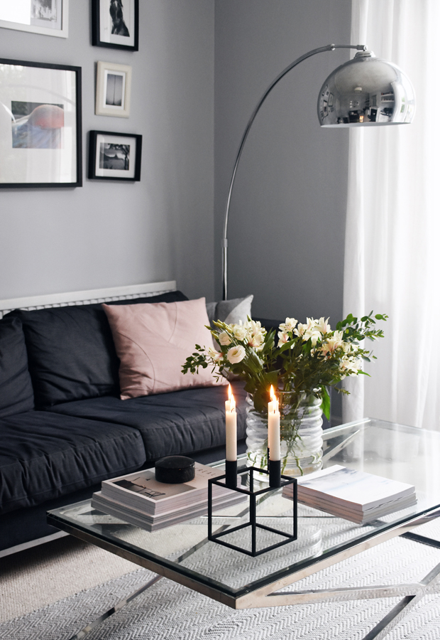My home featured on Amara | These Four Walls blog