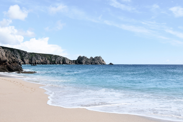 Porthcurno | Top tips for western Cornwall | These Four Walls blog