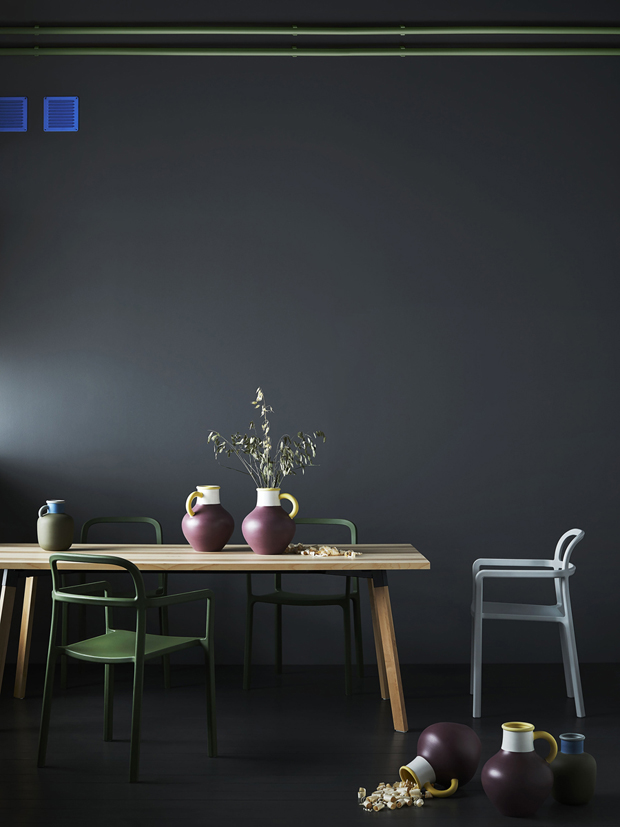 Excellent Ypperlig By Ikea X Hay These Four Walls Machost Co Dining Chair Design Ideas Machostcouk