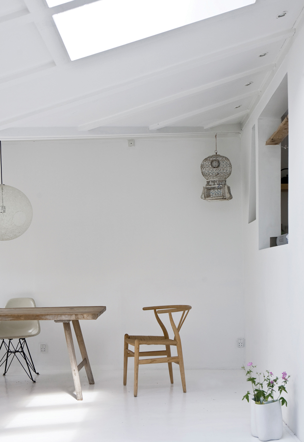 Home tour | A bright coastal house near Copenhagen | These Four Walls blog