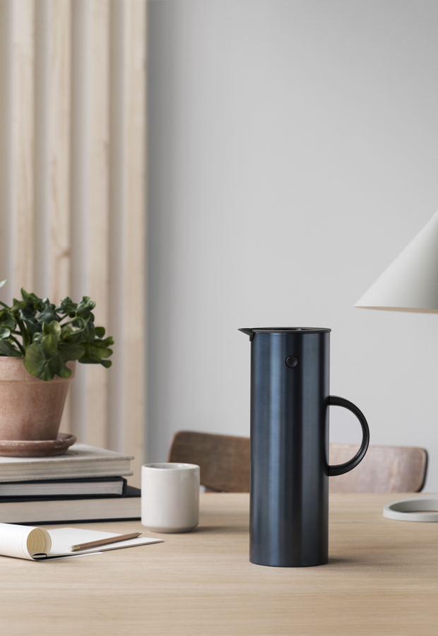 Special 40th anniversary edition of Stelton's EM77 vacuum jug | New furniture & homeware finds - September 2017 | These Four Walls blog