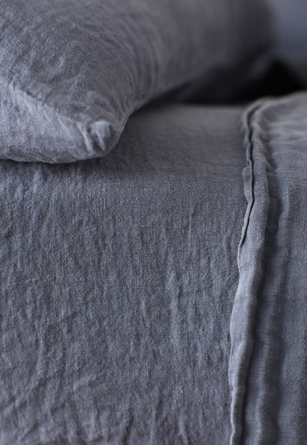 Pure linen bedding from the Secret Linen Store | New furniture & homeware finds - September 2017 | These Four Walls blog