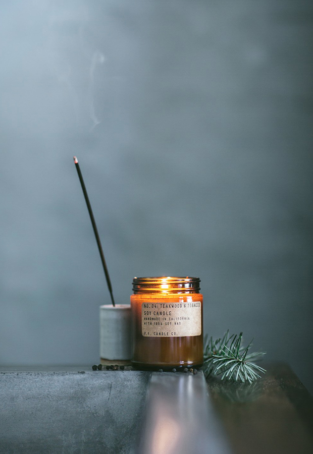 The best Christmas scented candles | These Four Walls blog
