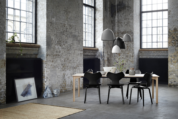 New editions of Arne Jacobsen classics from Republic of Fritz Hansen | New furniture & homeware finds | These Four Walls blog