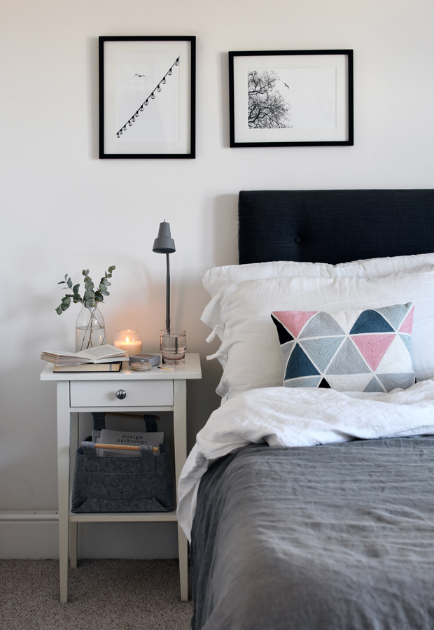 A cosy winter morning with Sainsbury's Home | These Four Walls blog