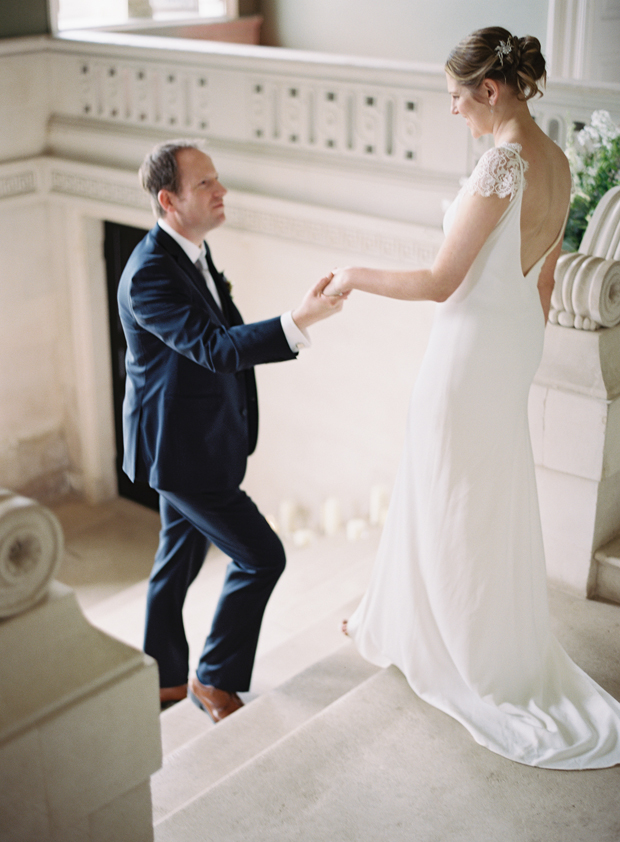 Our wedding | These Four Walls blog