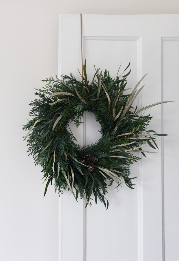 A few final festive touches | These Four Walls blog