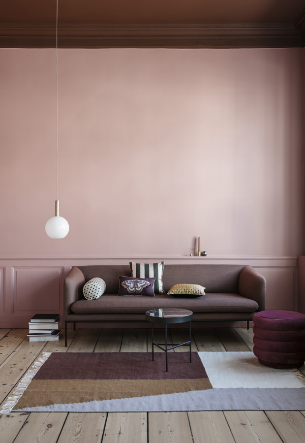 Earthy pinks and reds | Interior-design trends for 2018 | These Four Walls blog