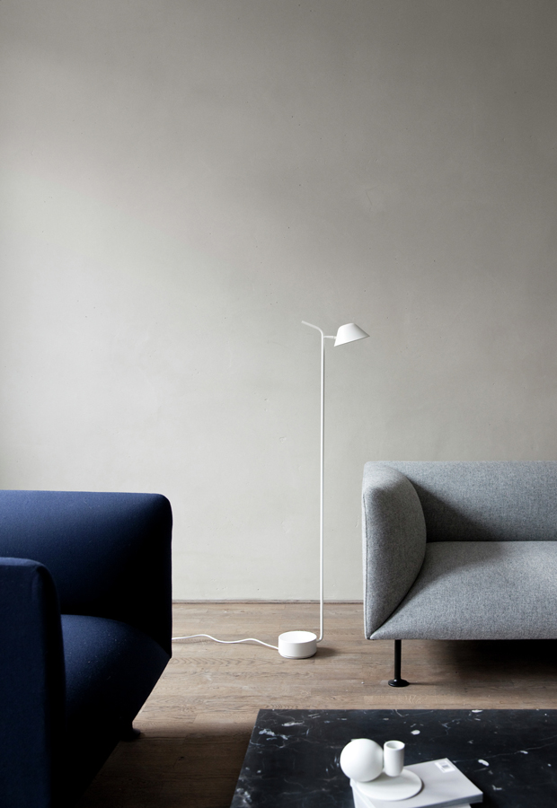 12 of the best minimalist floor lamps | These Four Walls