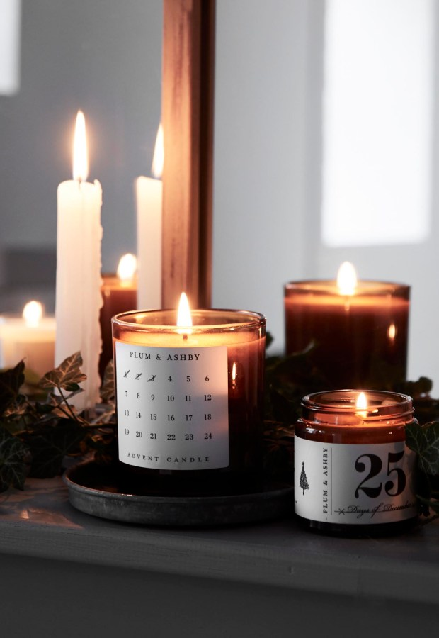 The best scented candles for Christmas | These Four Walls blog