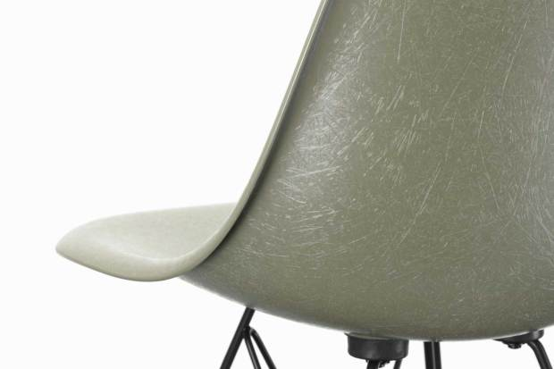 The relaunched Eames fiberglass chair | These Four Walls blog