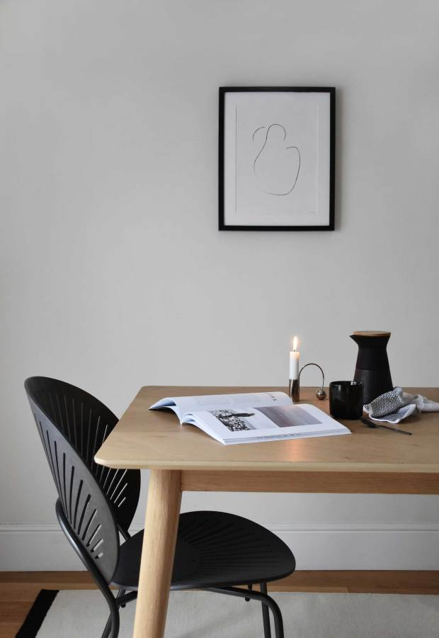 Focus on: Fredericia's 'Trinidad' chair | These Four Walls blog