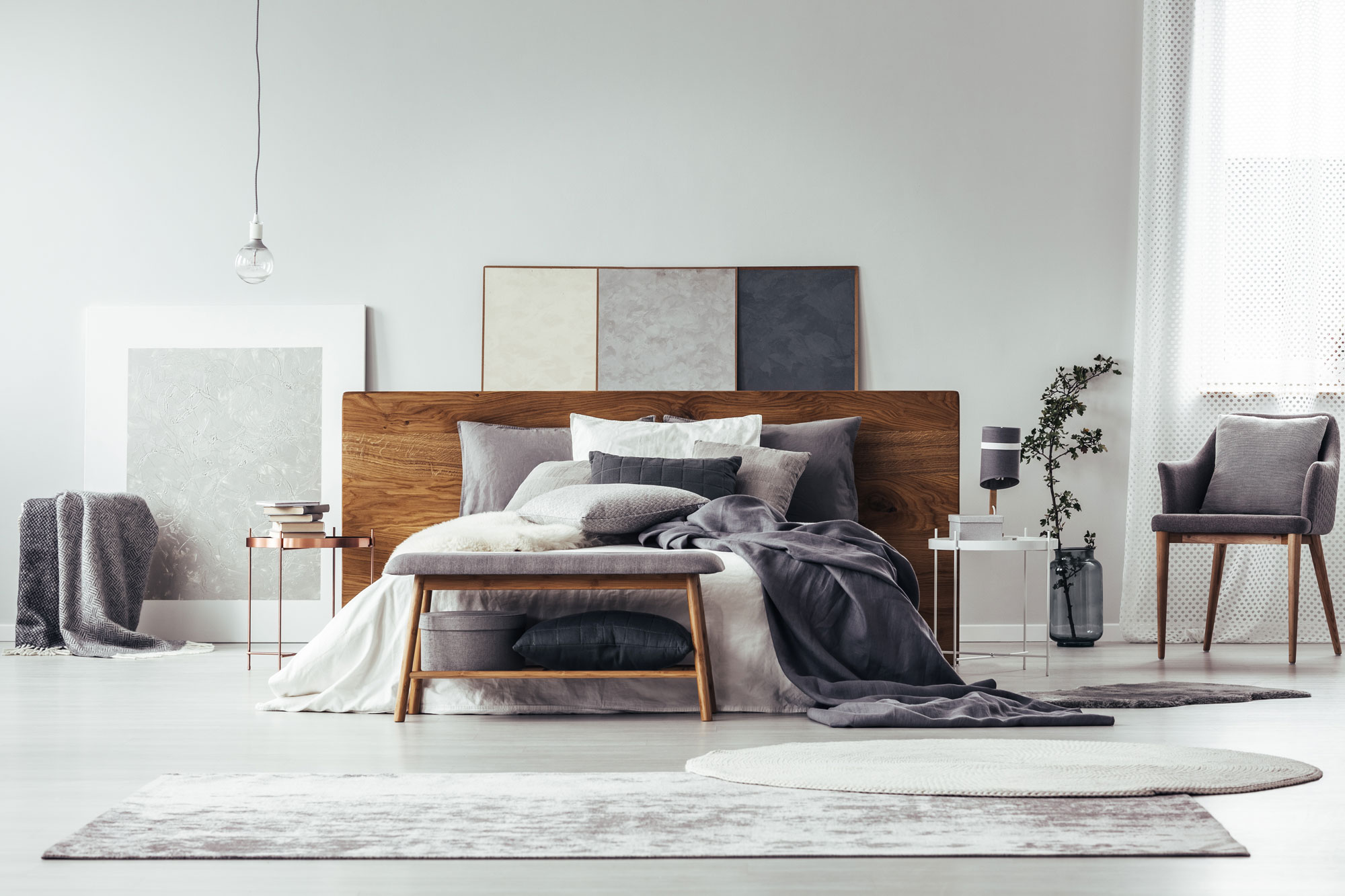 How to approach decorating a new-build home | These Four Walls