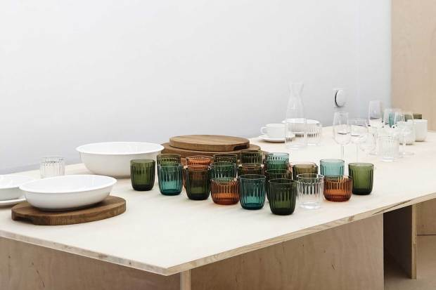 'Creating Atmospheres' by Iittala - highlights from Stockholm Design Week 2019 | These Four Walls blog