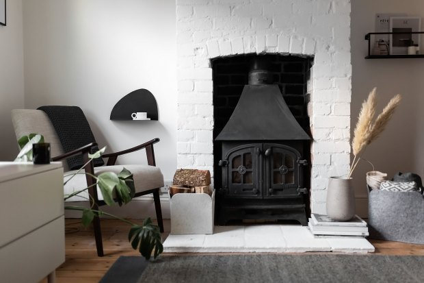 Home tour - a Scandinavian-inspired house in Salisbury | These Four Walls blog