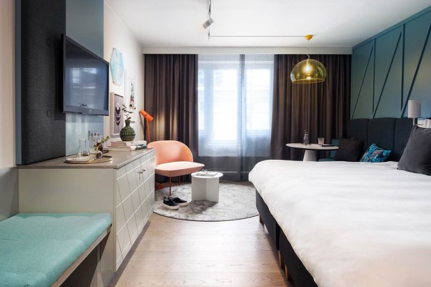 Radisson Blu Scandinavia - top tips for a design-led city break in Gothenburg | These Four Walls blog