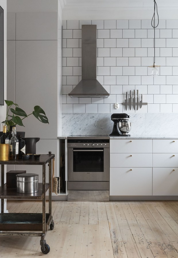 How To Make The Most Of Small Kitchens These Four Walls