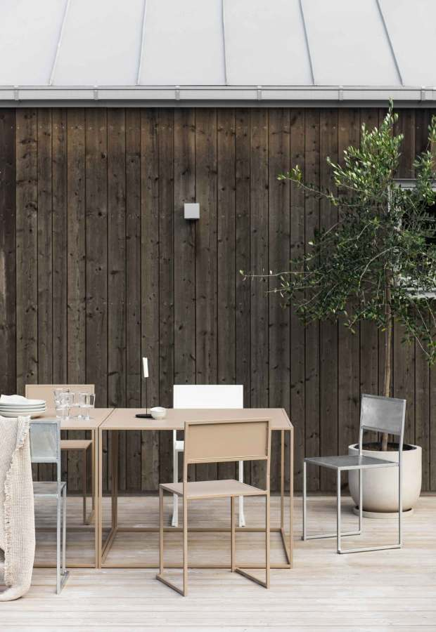 Six places to source minimalist garden furniture | These Four Walls blog