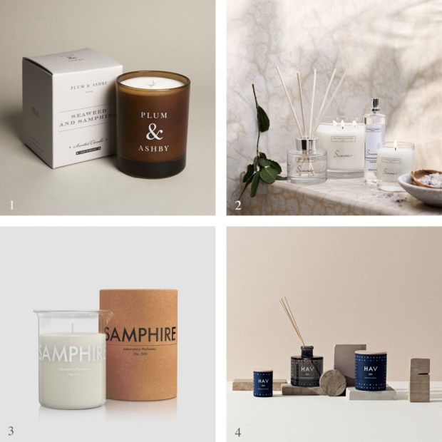 The best scented candles for summer | These Four Walls