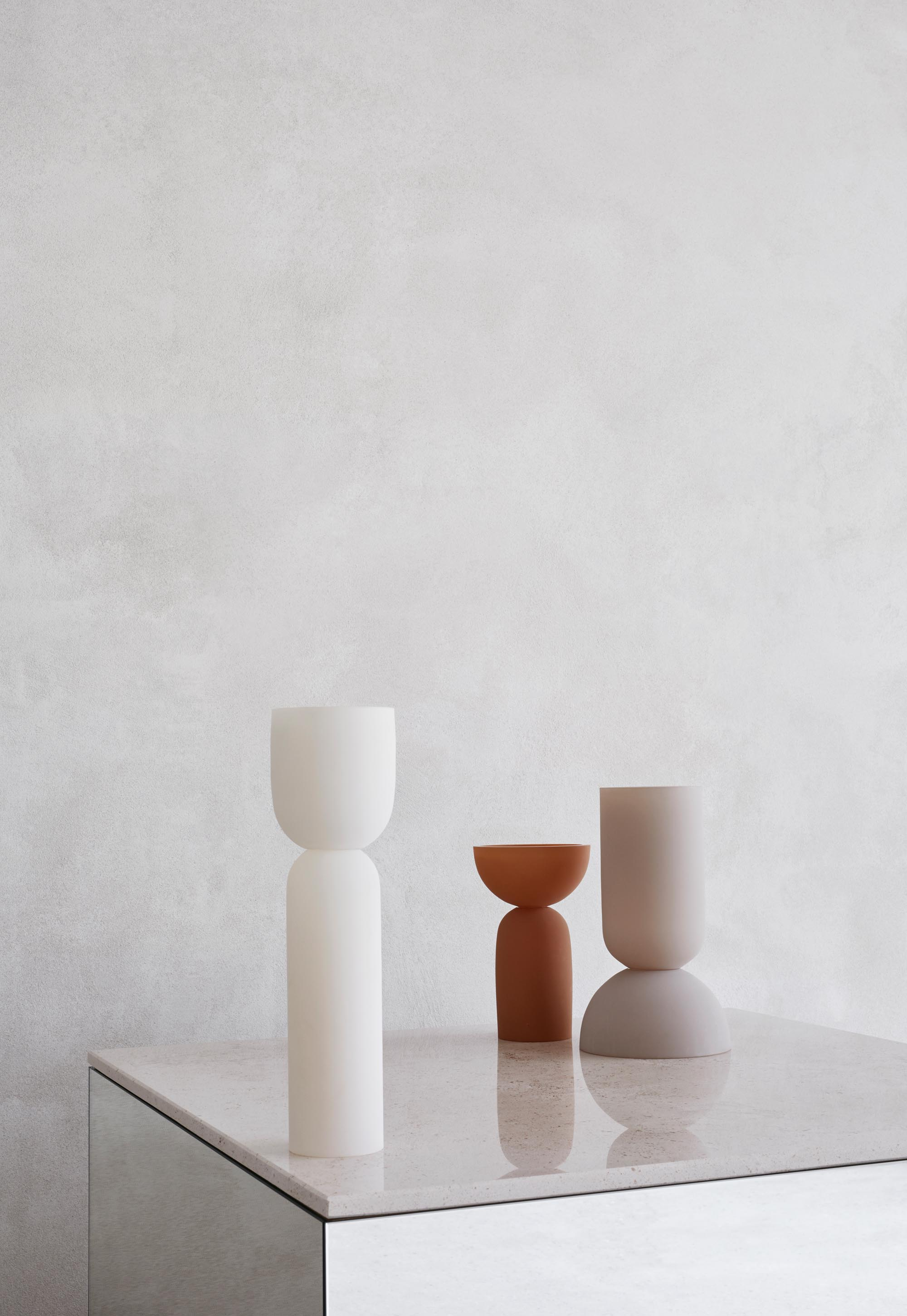 New finds from the Stockholm Furniture Fair 2020 - sculptural minimalism from Kristina Dam | These Four Walls blog