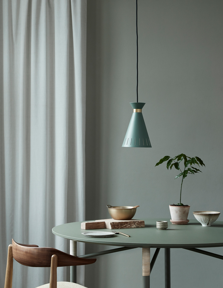 New finds from the Stockholm Furniture Fair 2020 - Scandinavian classics and contemporary tables from Warm Nordic | These Four Walls blog