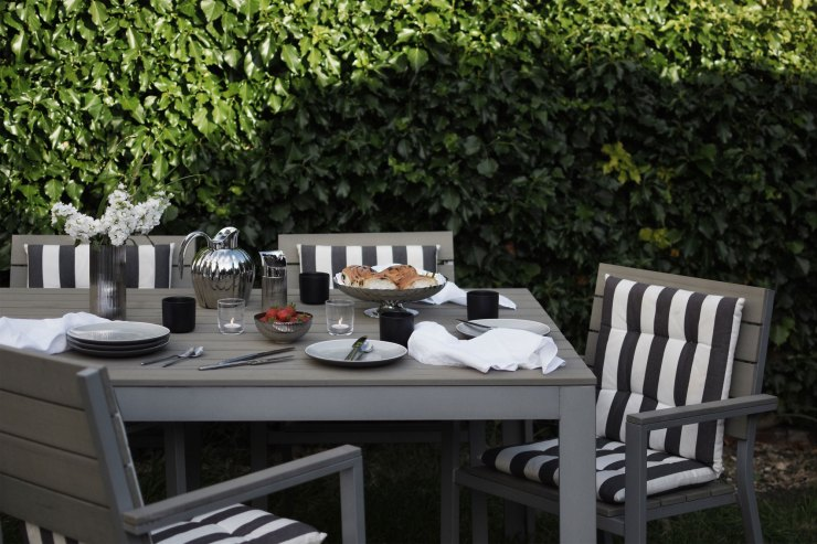 A relaxed summer celebration with Georg Jensen's 'Bernadotte' collection | These Four Walls blog