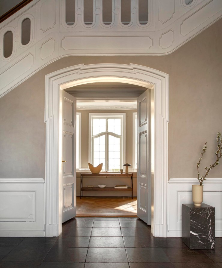 Historic home with period features and minimalist modular storage system   The autumn-winter 2021 collection from Danish design brand Menu   These Four Walls blog