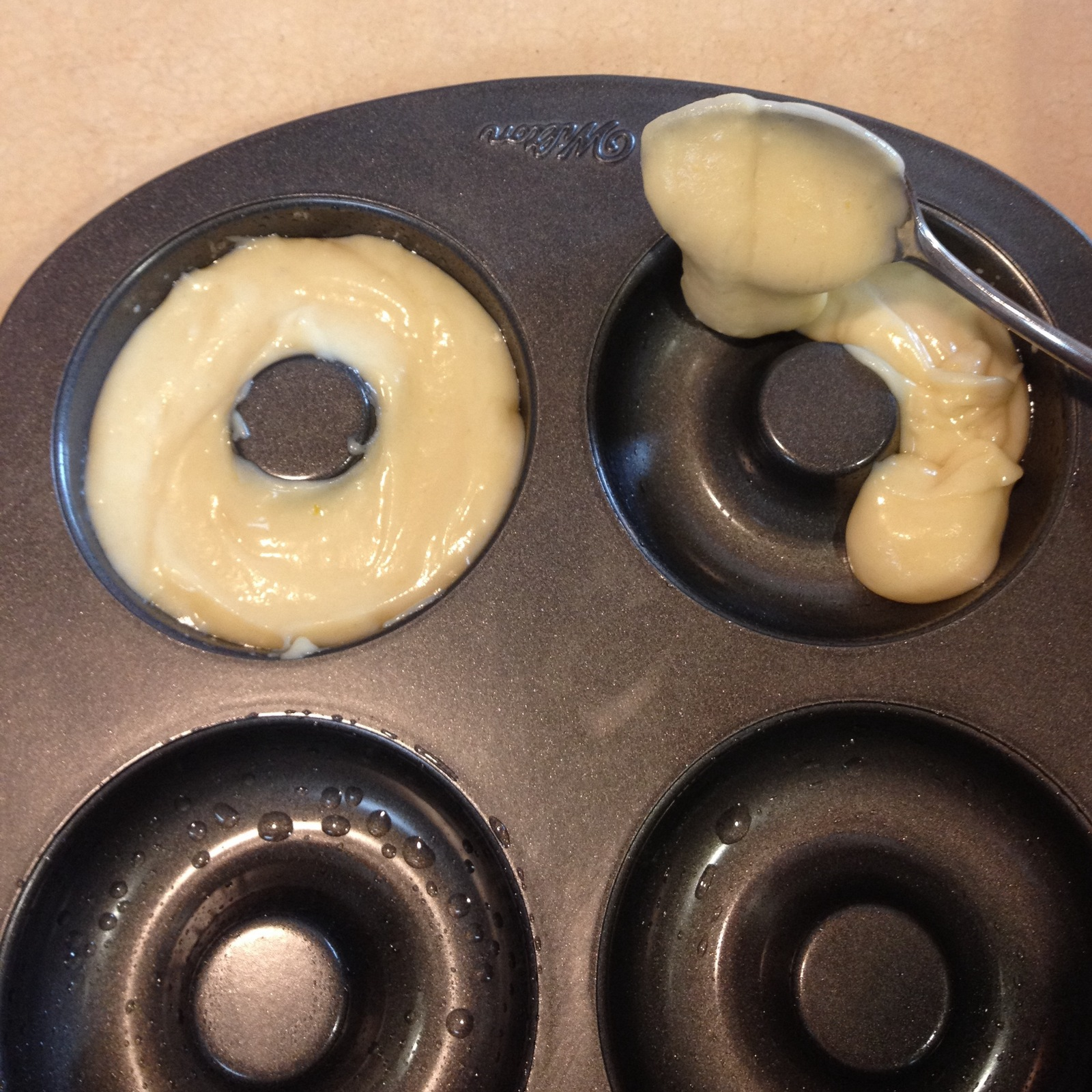 Donut Recipe Using Cake Mix