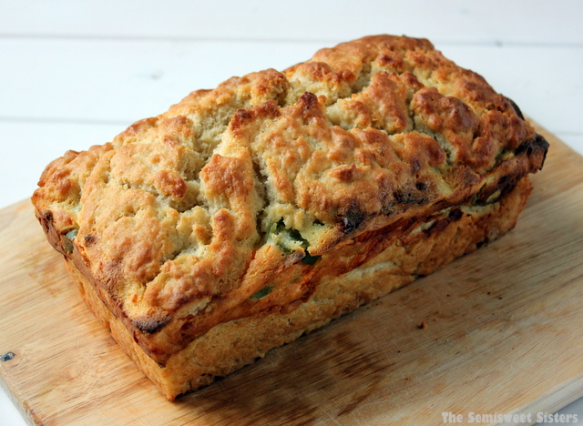 Jalapeno Popper Cream Cheese Beer Bread Recipe