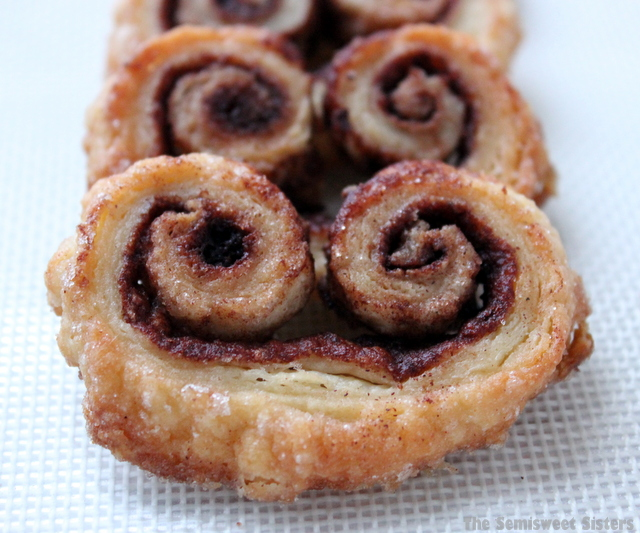 Palmiers (or Angel Wings)
