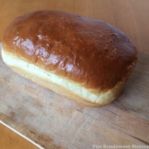 Country White Bread Recipe for Bread Machine