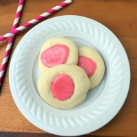 Thumbprint Cookies Recipe