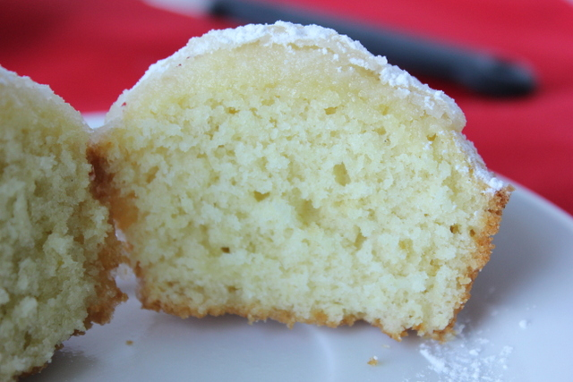 Kentucky Butter Cake Cupcakes