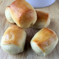 Bread Machine Soft Pretzel Bites Recipe
