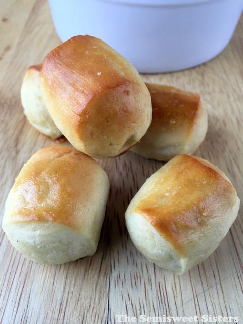Bread Machine Soft Pretzel Bites Recipe
