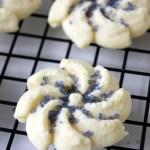 Norwegian Butter Cookies (Spritz)