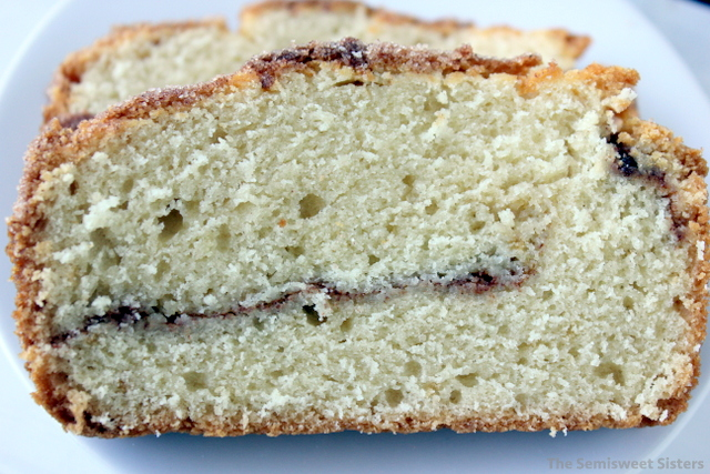 Vanilla Pound Cake Recipe Loaf Pan: Cinnamon Swirl Sour Cream Pound Cake