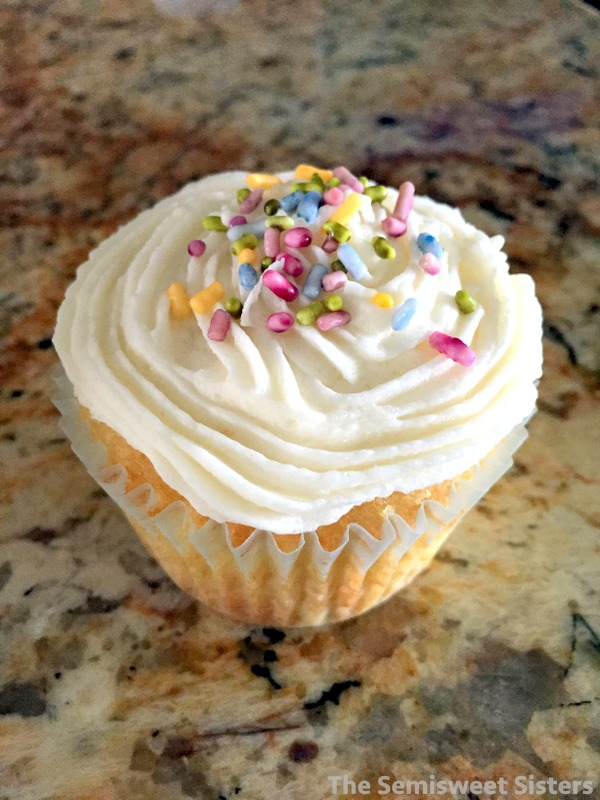Old Fashioned Vanilla Frosting Made Without Powdered Sugar