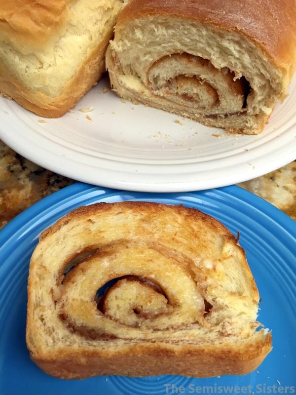 Cinnamon Swirl Bread Dairy Free