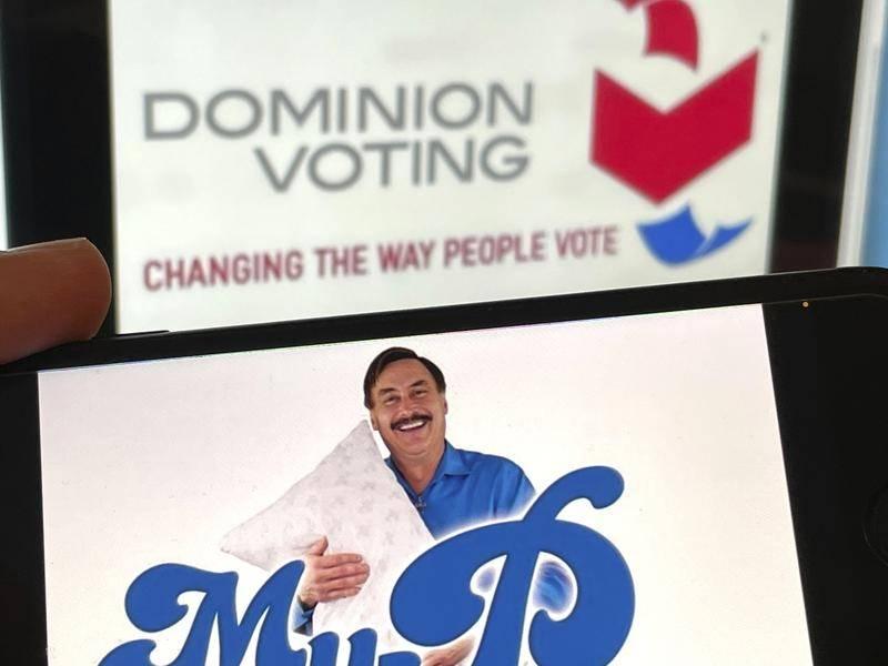 dominion sues mypillow ceo over vote