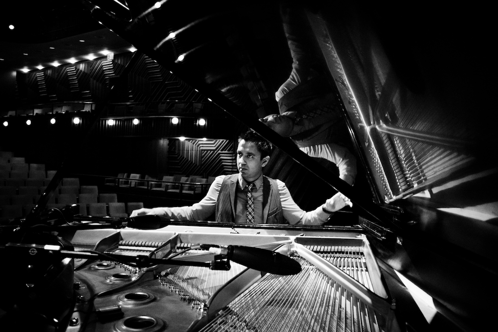 Vijay Iyer. Photo: Lena Adasheva