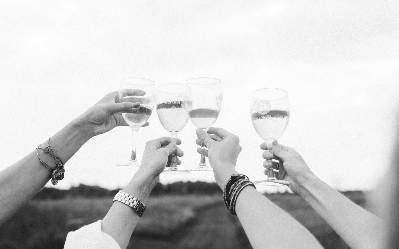 Celebrating Friendship at Northern Sun Winery