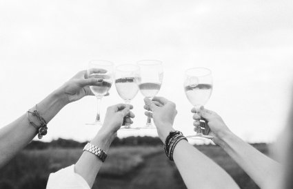 Cheers To Forever Friendships