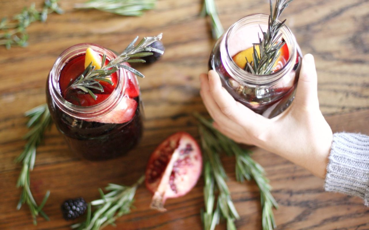 Your Next Holiday Drink: Winter Sangria