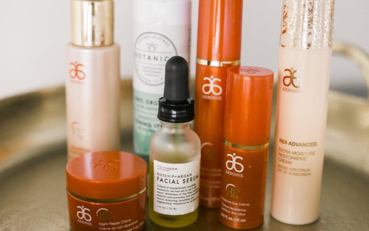 Botanically Based Skincare Faves
