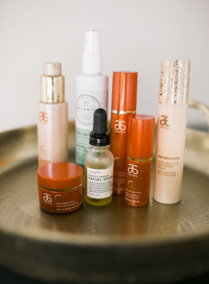 Botanically Based Skincare Faves