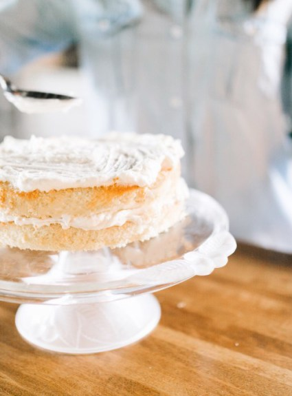 Almond Buttercream Frosting