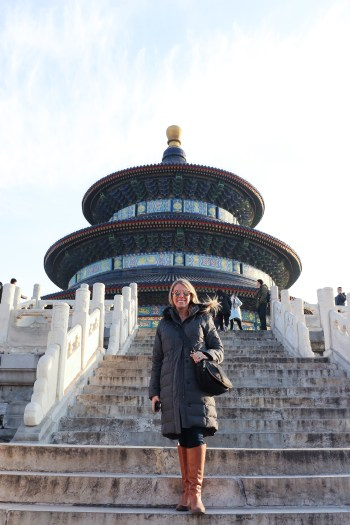 Touring the Temple of Heaven